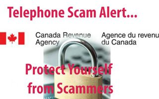 Alpine Credits Ltd | Canada Revenue Authority Scam Alert Notice
